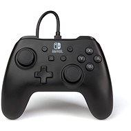 PowerA Wired Controller - Black - Nintendo Switch