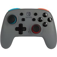 PowerA Nano Enhanced Wireless Controller - Red and Blue - Nintendo Switch - Gamepad