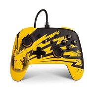 PowerA Enhanced Wired Controller - Pokémon Pikachu Lightning - Nintendo Switch