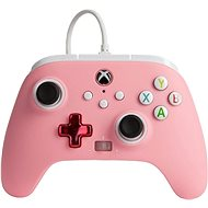Gamepad PowerA Enhanced Wired Controller - Pink - Xbox