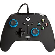 Gamepad PowerA Enhanced Wired Controller - Blue Hint - Xbox