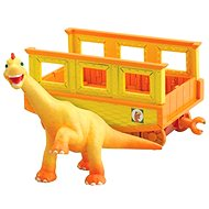 Dinosaur Train - Ned s vagónkem - Herní set