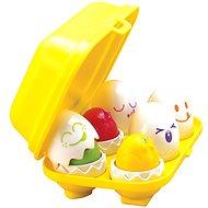 Zábavná pískací vajíčka - Herní set
