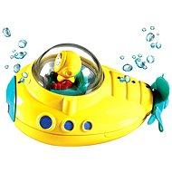 Munchkin – Žlutá ponorka do vany - Hračka do vody