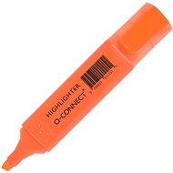 Q-CONNECT 1-5mm, oranžový - Zvýrazňovač