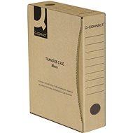 Q-CONNECT 8 l, hnědá - Archivační krabice