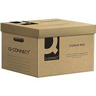 Q-CONNECT 55 l, Brown