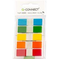 Q-CONNECT 12 x 45 mm, 5 x 20 lístků - Samolepicí bloček