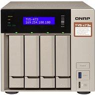 QNAP TVS-473e-8G - Data Storage Device