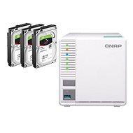 QNAP TS-328 + 3x3TB HDD RAID5 - Datové úložiště