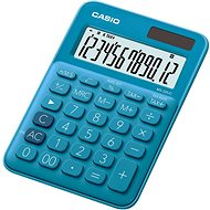 CASIO MS 20 UC modrá - Kalkulačka