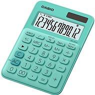CASIO MS 20 UC zelená - Kalkulačka