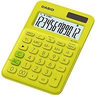 CASIO MS 20 UC žlutá - Kalkulačka