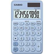 CASIO SL 310 UC světle modrá - Kalkulačka