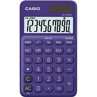 CASIO SL 310 UC fialová - Kalkulačka