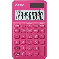 CASIO SL 310 UC červená - Kalkulačka