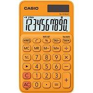CASIO SL 310 UC oranžová - Kalkulačka