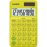CASIO SL 310 UC žlutá - Kalkulačka
