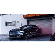 15 minut (15 km) jízdy ve voze Ford Mustang GT - Voucher: