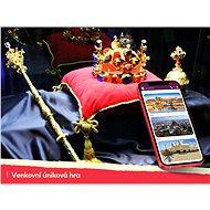 Záhada korunovačních klenotů - Střední obtížnost - Voucher: