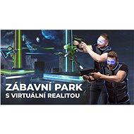 VR PAINTBALL pro 8 hráčů (30 minut) - Voucher: