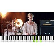Dárkový poukaz - Online kurz piana, 10 lekcí, 30 videí - Voucher: