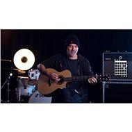 Dárkový poukaz - Online kurz kytary, 10 lekcí, 37 videí - Voucher: