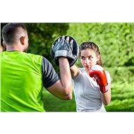 Osobní trénink boxu/kick-boxu doma nebo v parku s WellBe - Voucher: