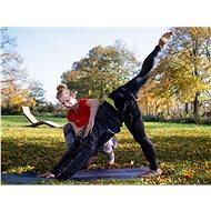 Osobní trénink jógy doma nebo v parku s WellBe - Voucher: