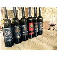 Dárkový poukaz na nákup kvalitních vín z Gruzie v hodnotě 500 Kč - Voucher:
