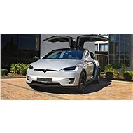 Jízda Tesla Model X - Voucher: