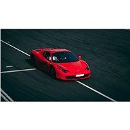 Jízda ve Ferrari 458 Italia na okruhu (polygonu) v Hradci Králové - Voucher: