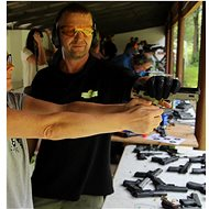 Dobrodružství na Střelnici - Speciální kurz sebeobranné střelby (3 hodiny) - Voucher: