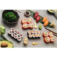 Poukaz na Kurz sushi pro začátečníky