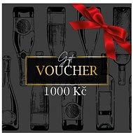 Dárkový poukaz na nákup vína ve výši 1.000 Kč - Voucher: