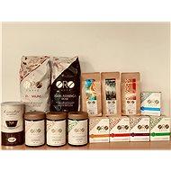 Poukaz na nákup kávy a čajů v obchodě Caffe Idea v hodnotě 500 Kč. - Voucher: