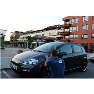 Mobilní ruční mytí vozu + prémiový vosk - Voucher: