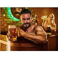 Spa Beerland Praha – pivní lázeň, se saunou a neomezenou konzumací piva, pro 2 osoby ve 2 kádích