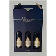 3 x 0.7L Farm premium fruit wines (black currant with chokeberry and black currant with sea buckthor - Voucher: