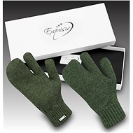 Vlněné rukavice pro myslivce Exquisiv® - DÁREK - Voucher: