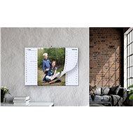 Wall monthly calendar from own photos - A3 format - Voucher: