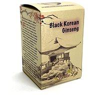 Korejský černý ženšen - unikát mezi ženšeny