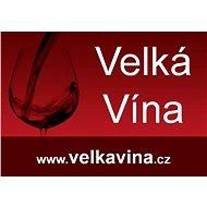 Dárkový poukaz na nákup kvalitních vín v hodnotě 500 Kč - Voucher: