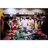 Zážitkový kurz vaření ve škole vaření Chefparade - Voucher: