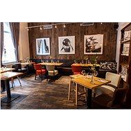 Atelier restaurant - inspirováno Francií - Voucher:
