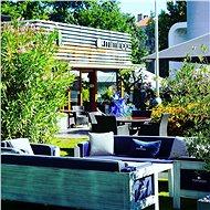 Dárkový voucher do zahradní restaurace MIMINOO pod Žižkovskou věží v hodnotě 1000 Kč - Voucher: