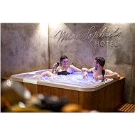 Poukaz na 90 min relaxace v privátním wellness v centru Prahy (až pro 3 osoby) - Voucher: