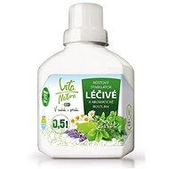 RAŠELINA SOBĚSLAV Vita Natura Růstový stimulátor pro léčivé a aromatické byliny 0,5 l - Roztok
