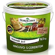 HORTICERIT - Hnoj. na trávník 3v1 ( kýbl) 9,5 kg - hnojivo