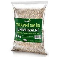 FAVORIT Travní směs Univerzální 2 kg - Travní směs